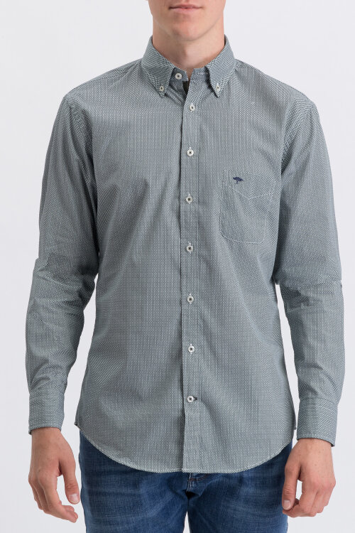 Koszula Fynch-Hatton 12195010_5014 zielony