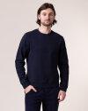 Bluza Henri Lloyd A201155096_Lake Sweatshirt_602 granatowy