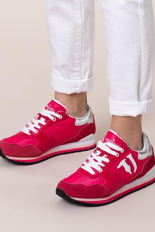 Buty Trussardi Jeans 79A00486_9Y099999_P200 różowy