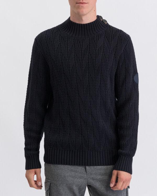 Sweter Fynch-Hatton 1219401_678 granatowy