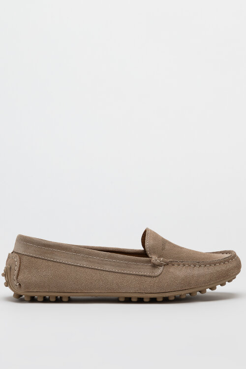 Buty Trussardi Jeans 79A00515_9Y099998_W057 beżowy