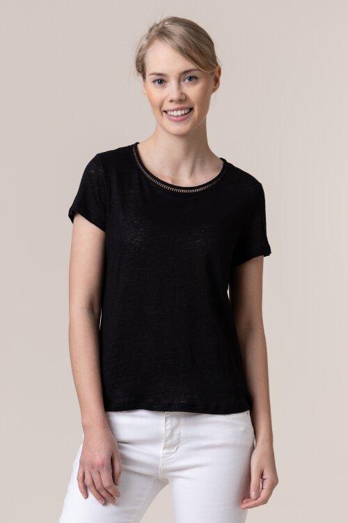 T-Shirt Mexx 73662_300002 Czarny Mexx 73662_300002 czarny