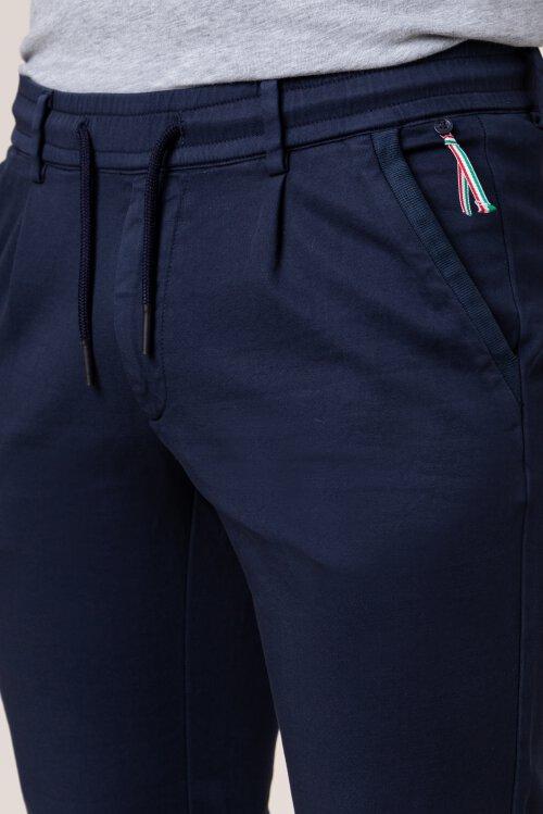 Spodnie Mason's 9PF2R4023_JERB015_006 granatowy