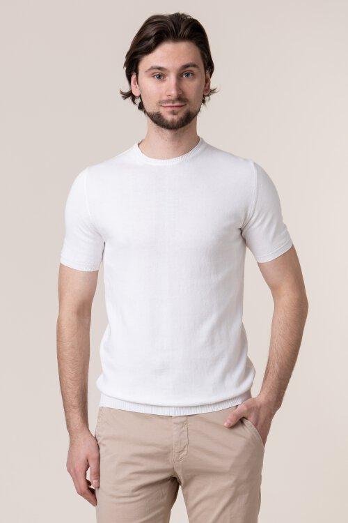 Sweter Bomboogie MM6453_KTP_00 biały