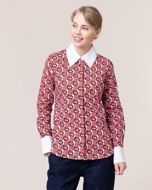 Koszula Mexx 73980_300092 czerwony