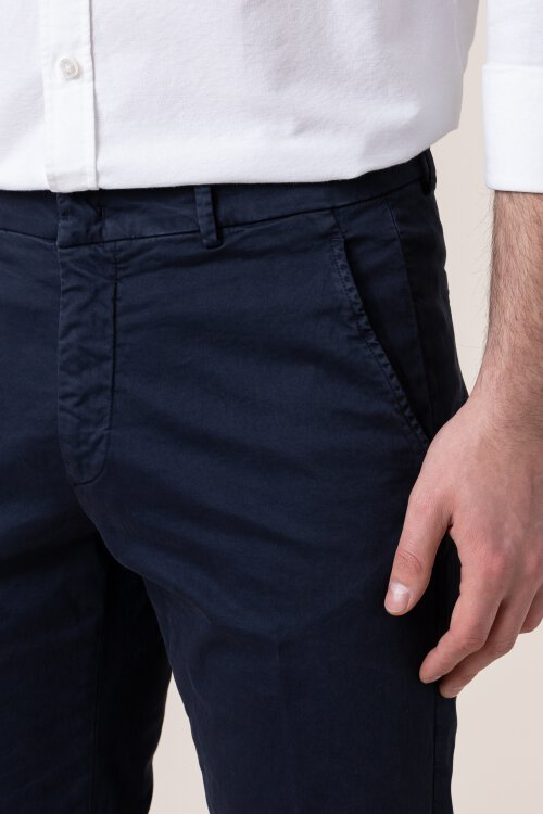 Spodnie Mason's 9PN2D5263_CBE024_006 granatowy