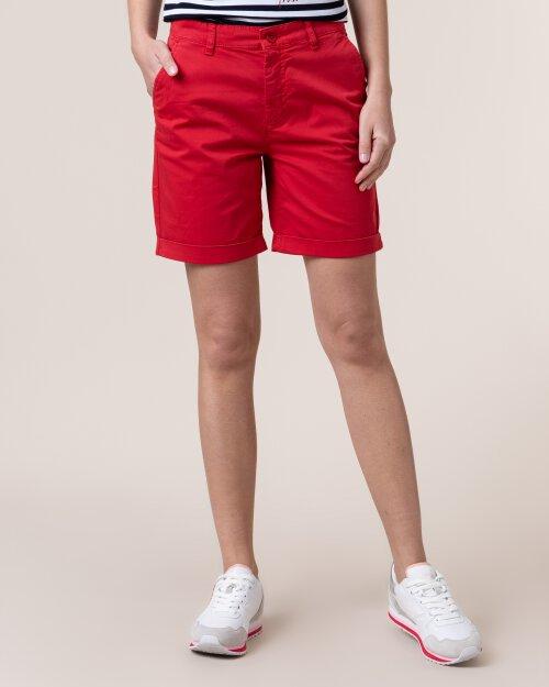 Spodnie Mexx 74012_191663 czerwony