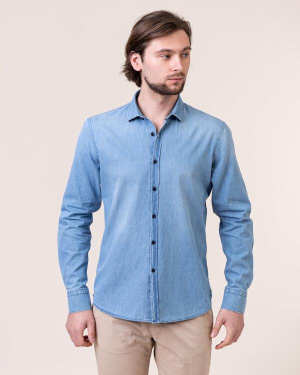 Koszula Bomboogie SM6536_DNE_20 niebieski