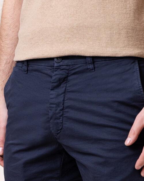 Spodnie Mason's 9BE3C1483_CBE700_006 granatowy