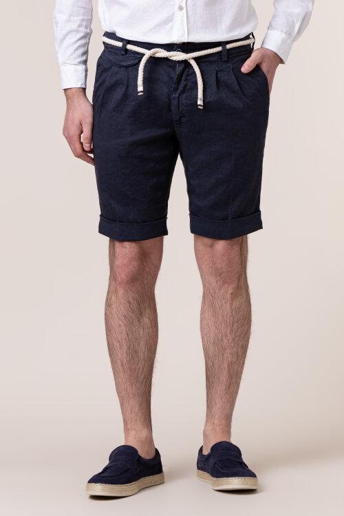 Spodnie Mason's 9BE5230_MBE111_006 granatowy