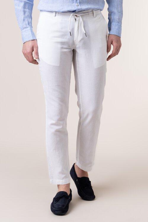 Spodnie Daniel Hechter 25608-101361_010 biały