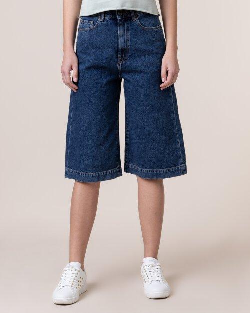 Spodnie Na-Kd 1018-005085_MID BLUE granatowy
