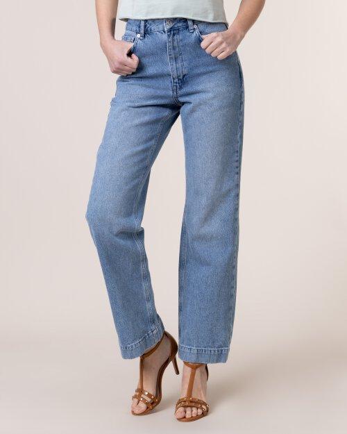 Spodnie Na-Kd 1018-005087_LIGHT BLUE niebieski