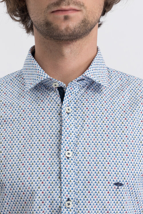 Koszula Fynch-Hatton 12196007_6002 biały