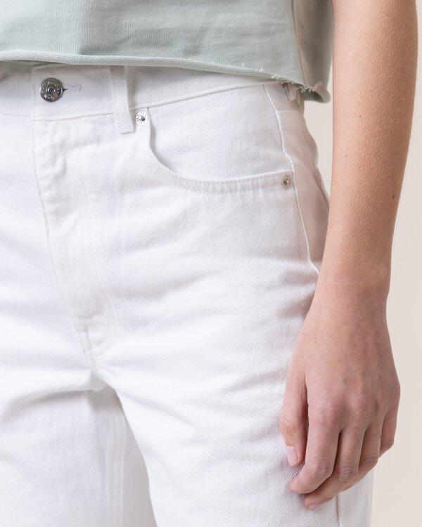 Spodnie Na-Kd 1018-005087_OPTICAL WHITE biały