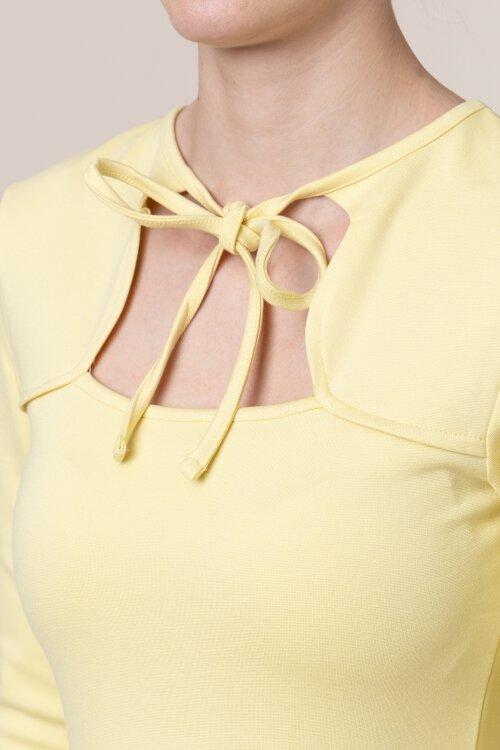 Bluzka Na-Kd 1100-002278_YELLOW żółty