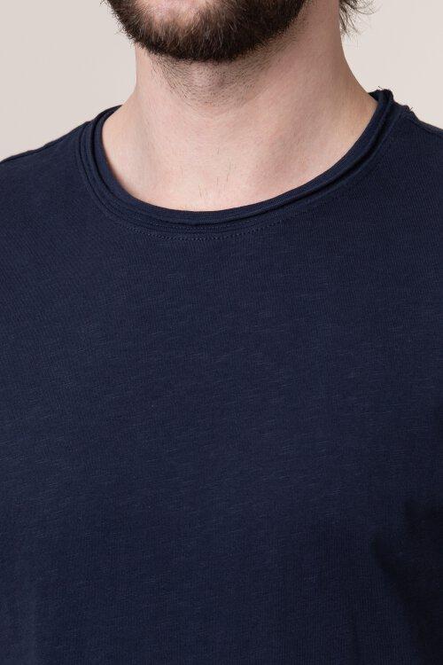 T-Shirt Daniel Hechter 75004-101904_690 granatowy