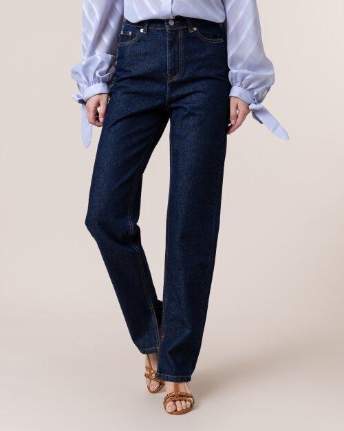 Spodnie Na-Kd 1018-004254_DARK BLUE granatowy