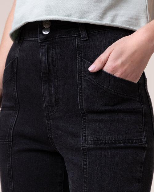 Spodnie Na-Kd 1018-005086_GREY WASH ciemnoszary
