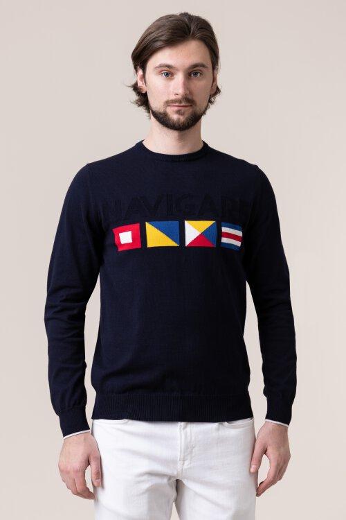 Sweter Navigare NV0022630_001 granatowy