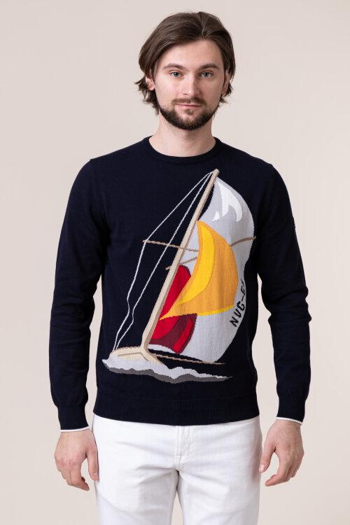 Sweter Navigare NV0022730_001 granatowy