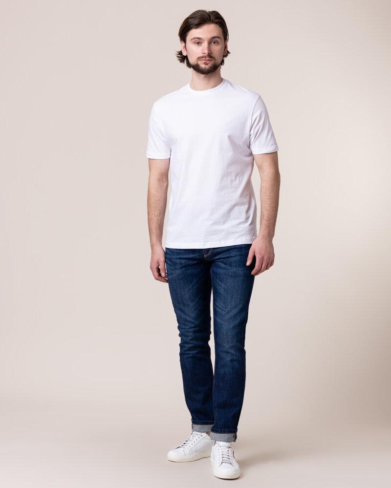 T-Shirt Daniel Hechter 10283-472_001 biały - fot:5