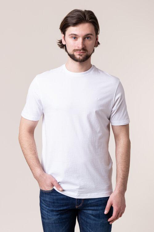 T-Shirt Daniel Hechter 10283-472_001 biały