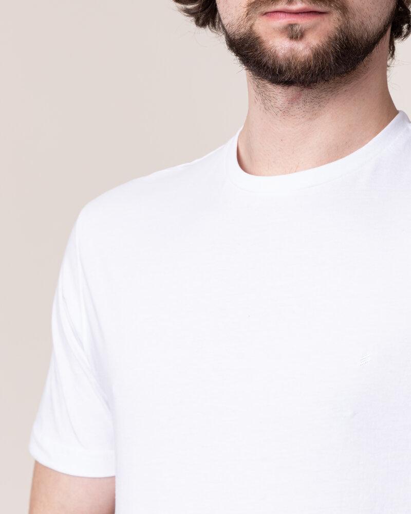 T-Shirt Daniel Hechter 10283-472_001 biały - fot:3