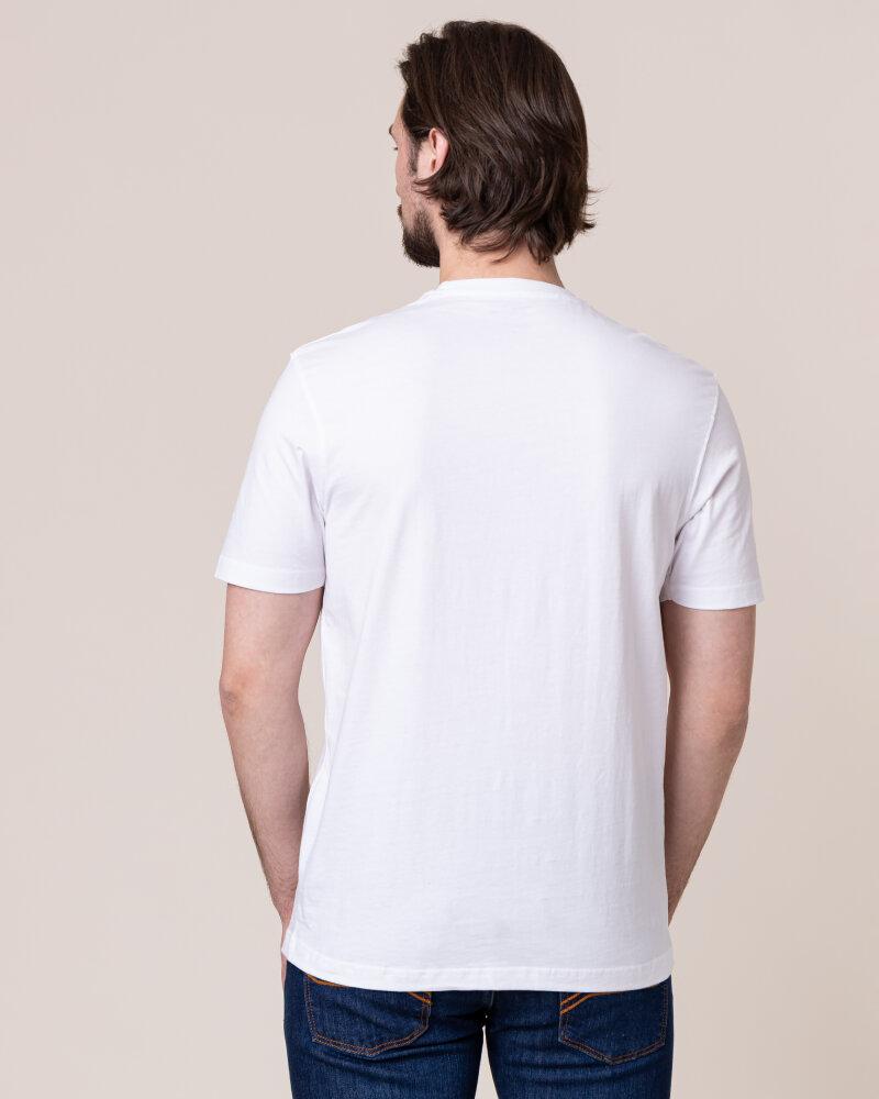 T-Shirt Daniel Hechter 10283-472_001 biały - fot:4