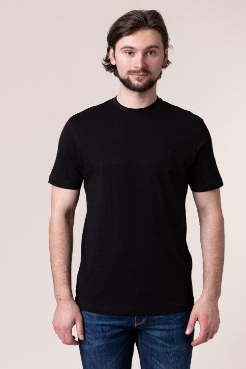 T-Shirt Daniel Hechter 10283-472_090 czarny