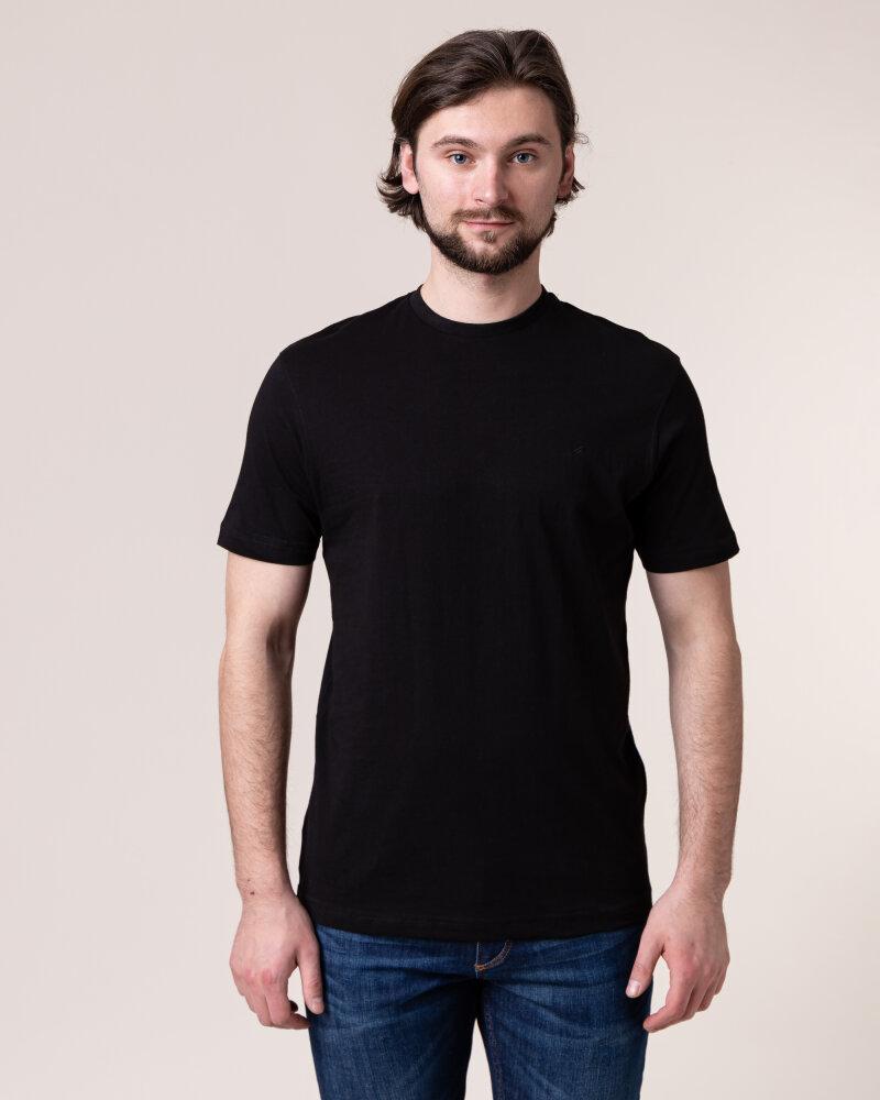 T-Shirt Daniel Hechter 10283-472_090 czarny - fot:2