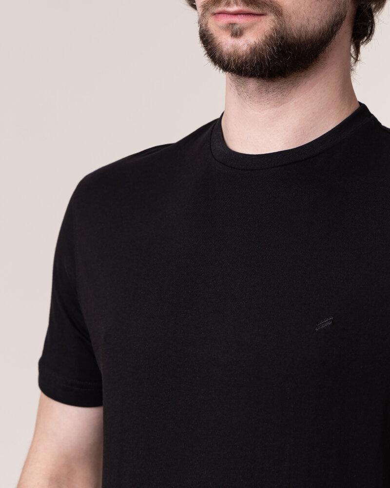 T-Shirt Daniel Hechter 10283-472_090 czarny - fot:3