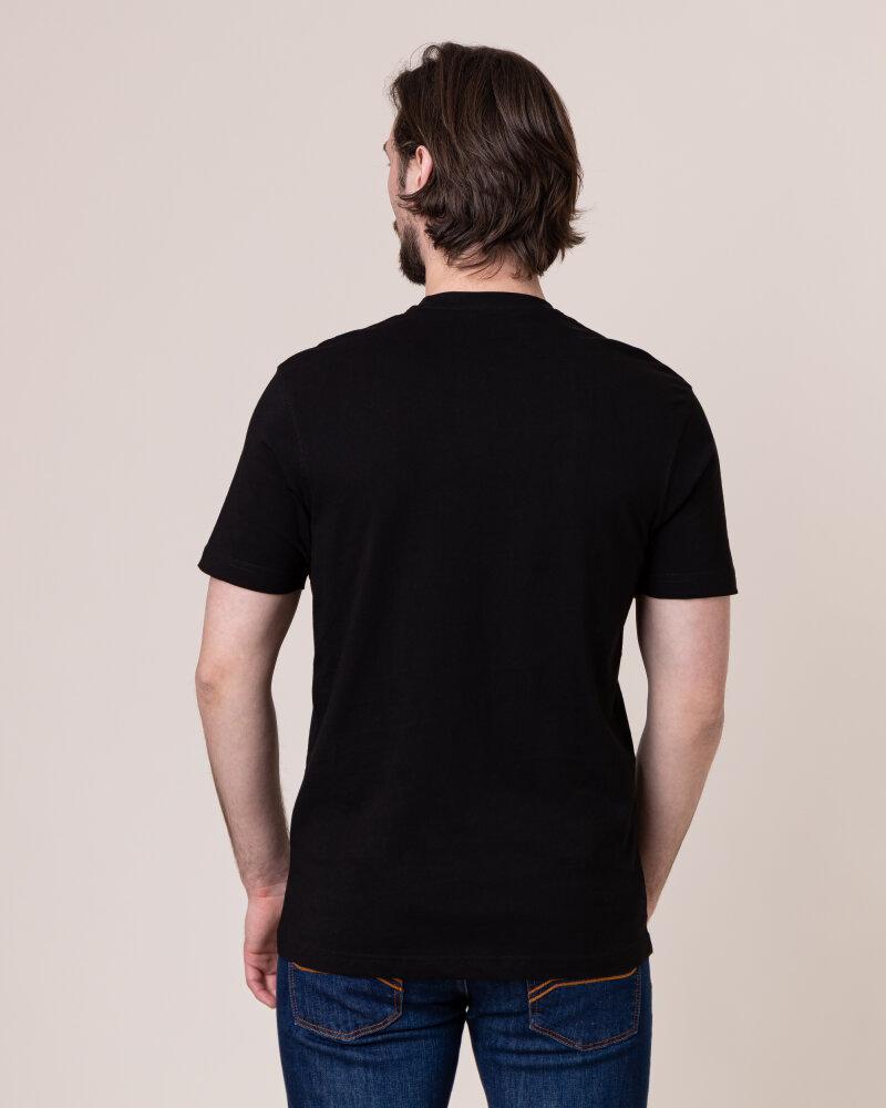 T-Shirt Daniel Hechter 10283-472_090 czarny - fot:4