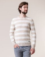 Sweter Baldessarini 05340_49098_1014 beżowy
