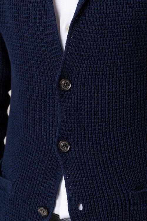 Sweter Baldessarini 05341_49099_6300 granatowy