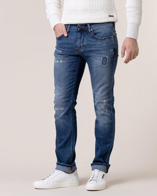 Spodnie Baldessarini 01427_16511_18 niebieski