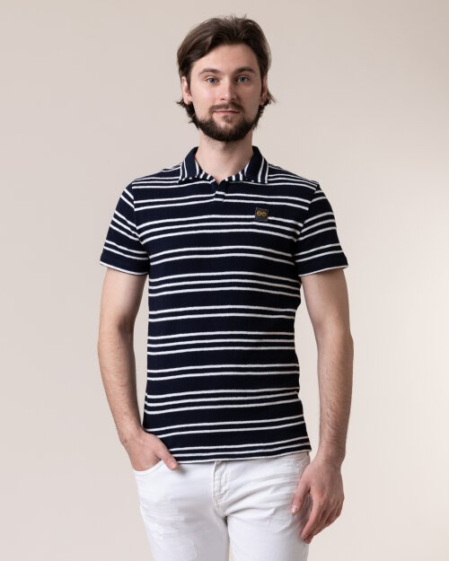 Polo New In Town 8023219_494 granatowy