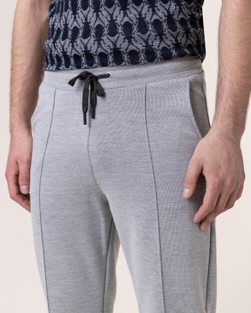 Spodnie New In Town 8029101_224 jasnoszary