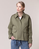 Płaszcz Iblues 71211001_003 zielony
