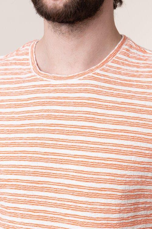 T-Shirt New In Town 8023026_938 pomarańczowy