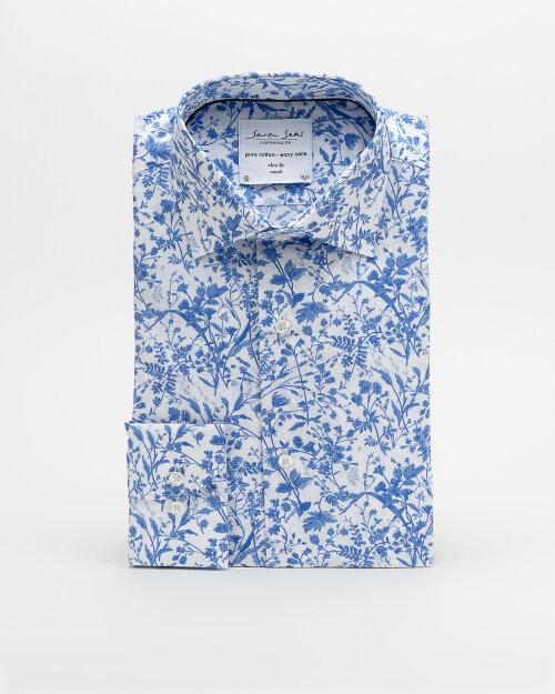 Koszula Seven Seas REN_760 biały
