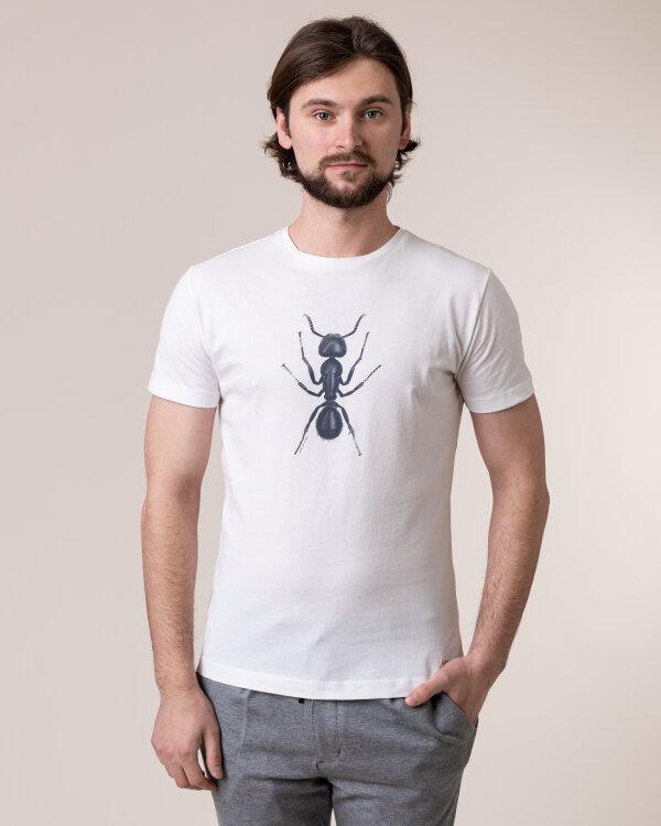 T-Shirt New In Town 89N3005_103 Biały New In Town 89N3005_103 biały