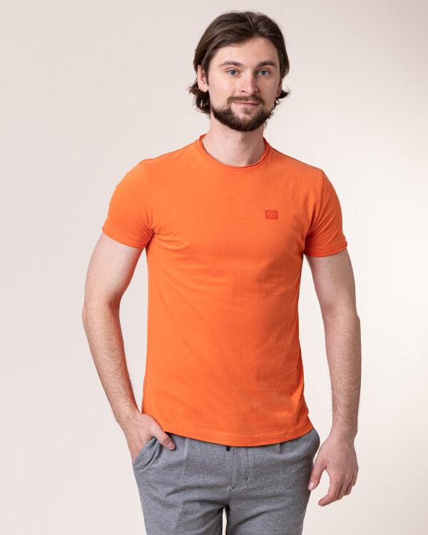 T-Shirt New In Town 8023003_938 pomarańczowy