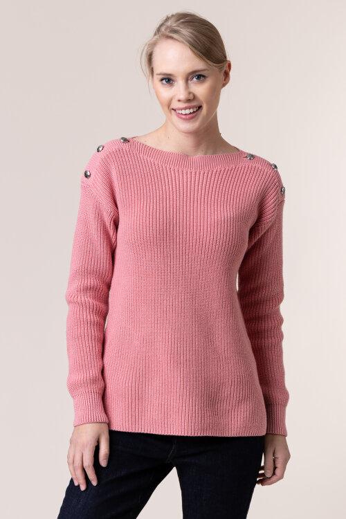 Sweter Lauren Ralph Lauren 200774564005_APRICOT różowy