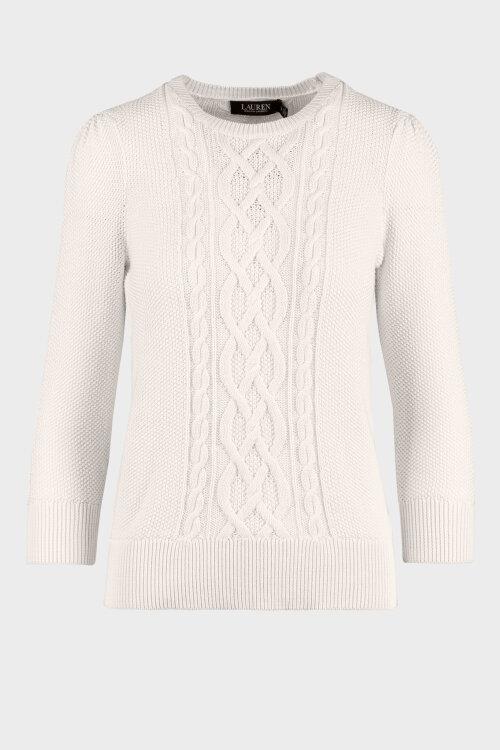 Sweter Lauren Ralph Lauren 200783231001_WINTER CRM kremowy