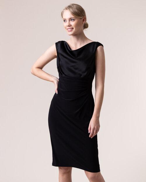 Sukienka Lauren Ralph Lauren 250783914001_BLACK czarny