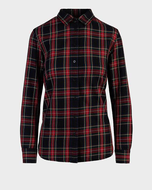 Koszula Lauren Ralph Lauren 200775074001_RED MULTI wielobarwny