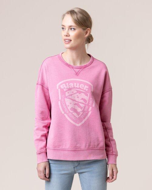 Bluza Blauer 20SBLDF03384_536 różowy