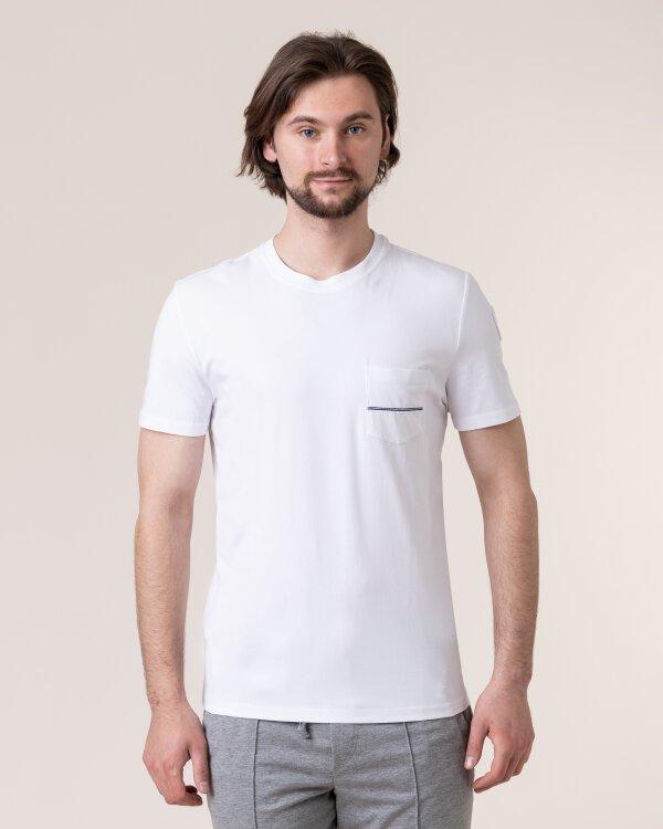 T-Shirt Blauer 20SBLUH02083_100 biały