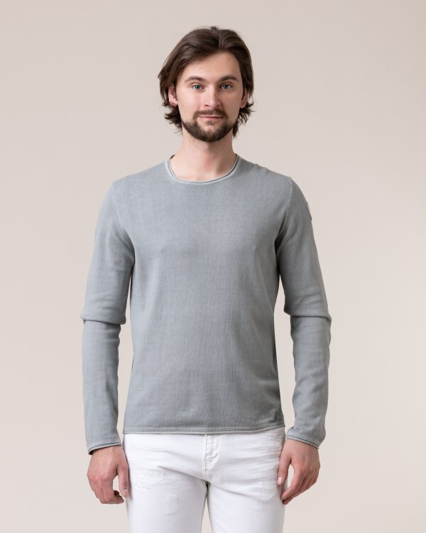 Sweter Blauer 20SBLUM01217_934 szary